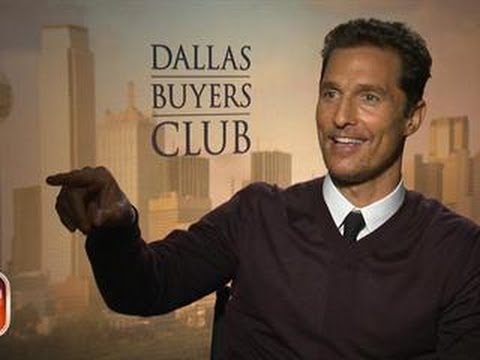 McConaughey: Weight Loss Was 'Spiritual'