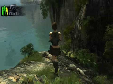 Tomb Raider Underworld Pc Gameplay Hq Youtube