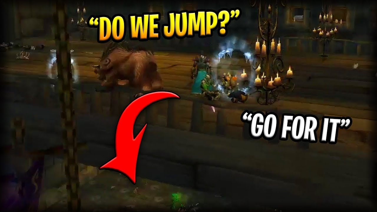 Classic WoW Streamers Funniest Moments! #7