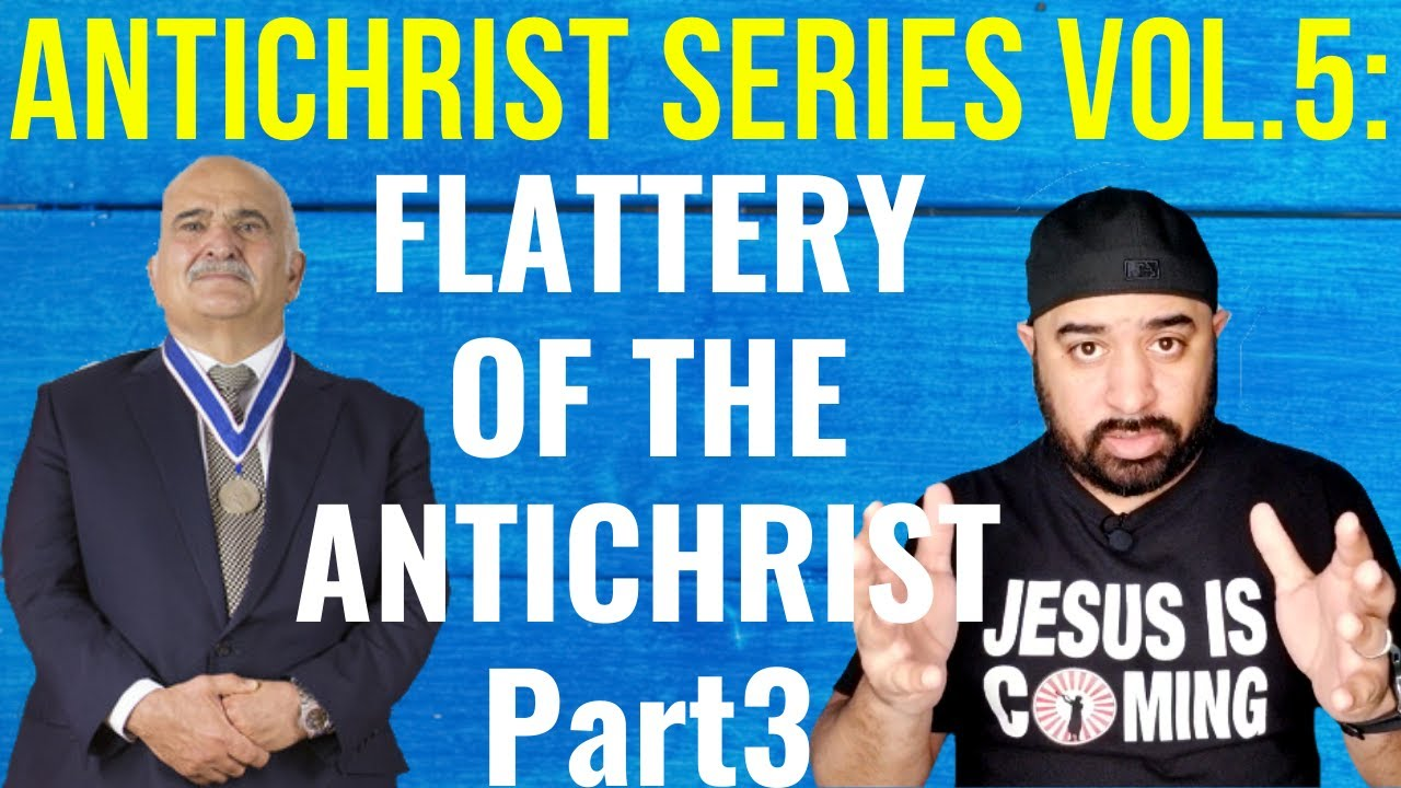 "Vol. 5-Part 3: Flattery of the Antichrist: ""Regional Corporation"""