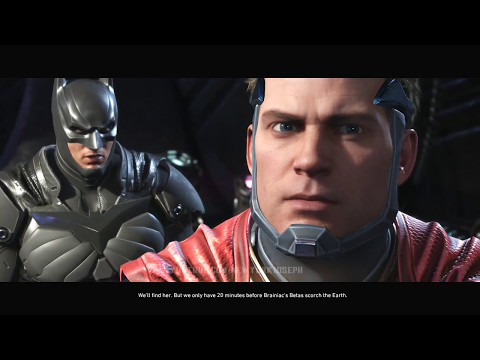 Injustice 2 - Story - Chapter 11 (THE WORLD
