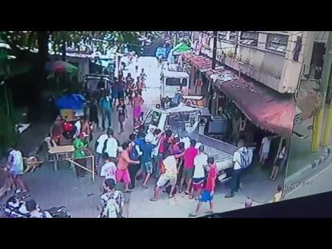 VIRAL: Driver na Bumangga sa 4 na Estudyante sa Legarda Manila Tumakas | TIP NTC Students