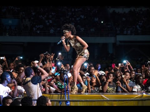 Mzvee - Performance @ Loud In GH (Beach Mash Up Edition) 2016 | GhanaMusic.com Video