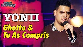 YONII – Ghetto & Tu As Compris