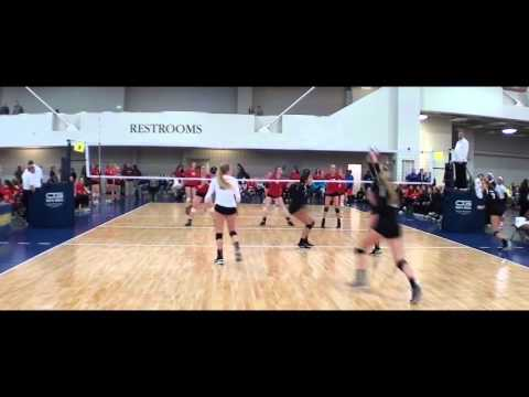 Nicole Liddle #13 OH Vision 16-1 Class of 2018
