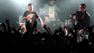 Favorite und Kollegah - Ein Rapper reicht  / Shotgun live in FFM