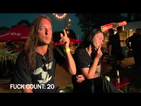 """Mayhem """"Fuck You"""" Supercut - from Metal: A Headbanger's Journey Interview"""