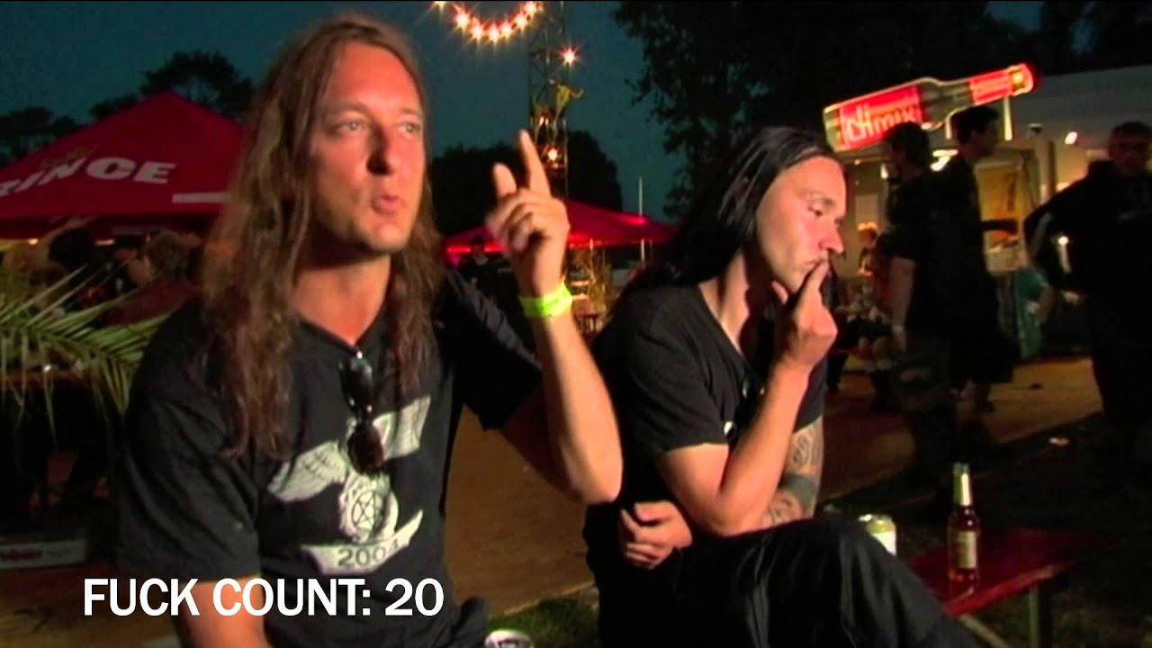 "Mayhem ""Fuck You"" Supercut – from Metal: A Headbanger's Journey Interview episode thumbnail"