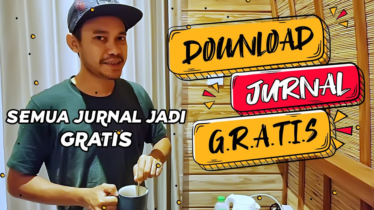 Tips Skripsi Cara Download Jurnal Berbayar Menjadi Gratis Jurnal Internasional Jadi Gratis Youtube