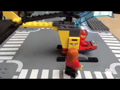 Lego Express Mail