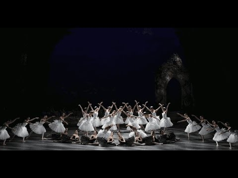 Swan Lake through the years - Waltz of the White and Black Swans