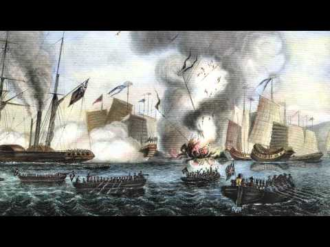 The World's History: An Overview of the Opium Wars