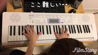 ピアノ経験ゼロ!光ナビに教わったら・・・16日目 【別れの曲】