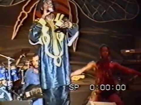 Buju Banton ~ Live 1995