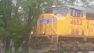 Possibly the rarest railfan locomotive sighting ever!!! MWLX 770 AMTRAK 770
