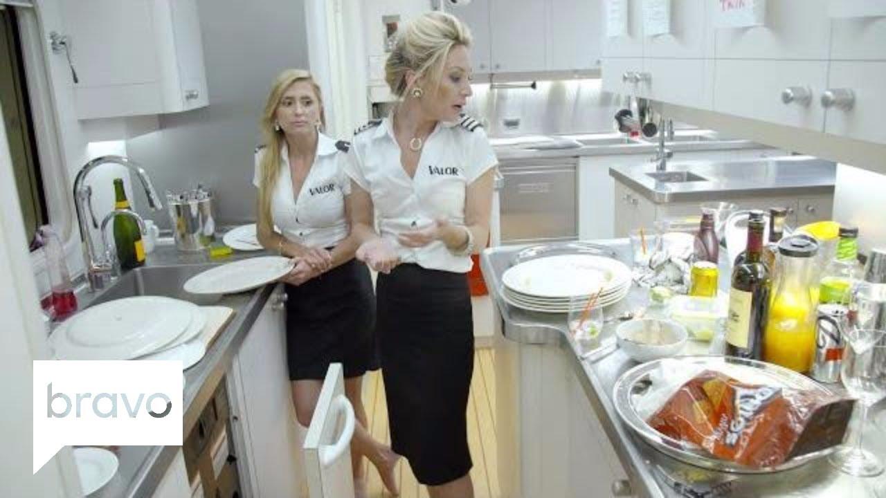 Download Below Deck: Kate Gets Caught Dissing Matt's Dessert (Season 5, Episode 7) | Bravo