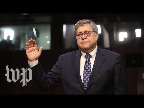Watch live: William Barr's attorney general confirmation hearing