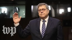 Day one of William Barr's attorney general confirmation hearing