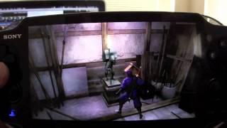 PS Vita Ninja Gaiden Sigma Plus Hands On Review