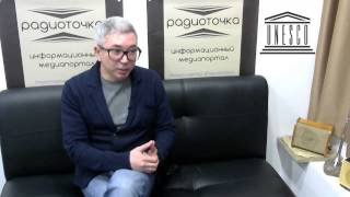 Всемирный день радио: Ержан Сулейменов