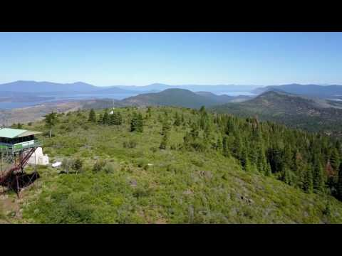 HOGSBACK MOUNTAIN, KLAMATH FALLS OREGON