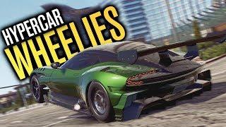 Need for Speed Payback | WHEELIE HYPERCARS ASTON VULCAN