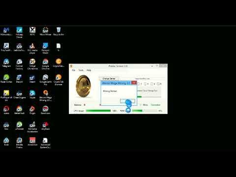 Bitcoin Mega Mining 3.0 (Portable)