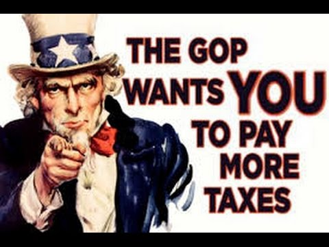 GOP Tax Cuts Are Devastating Kansas, Oklahoma & Louisiana