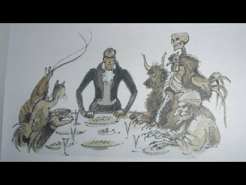 А.С. Пушкин - Евгений Онегин (Аудио книга) - 5 Глава