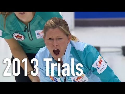 Rachel Homan vs. Sherry Middaugh - 2013 Tim Hortons Roar of the Rings Semifinal
