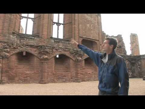 Kenilworth Castle with Dan Snow
