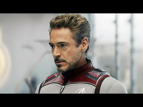 ROBERT DOWNEY JR RETURNING AS IRON MAN ONE LAST TIME