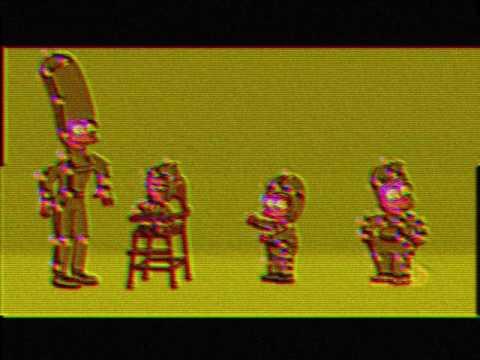 Simpsonwave - Virtual  Reality シンプソンレンズ