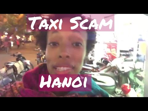 Scammed Again in Hanoi