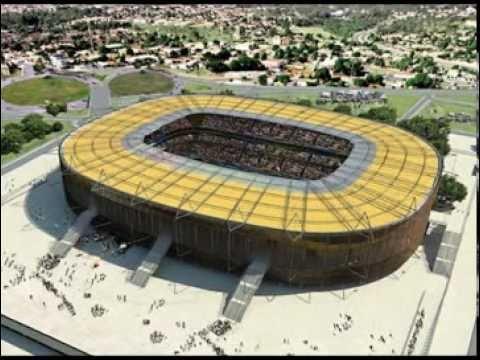 ◇Novos Estádios Brasil - New Stadiums in Brazil