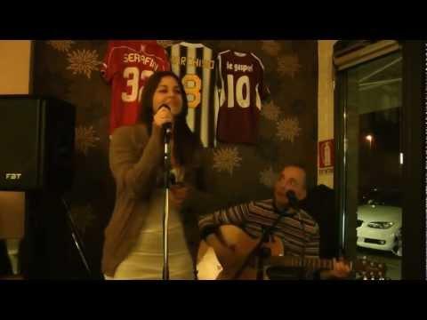 Piccola stella senza cielo - Ligabue/Dolcenera ( acoustic guitar cover )