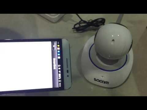download How to Set Up WiFi for Sacam WiFi IP Camera SASDIGI72M2WL with App Yoosee