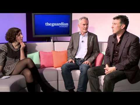 Steve Coogan and Martin Sixsmith on Philomena