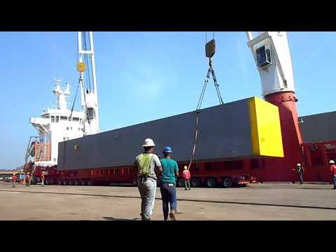 Kuantan Port to MCKIP Project 250717