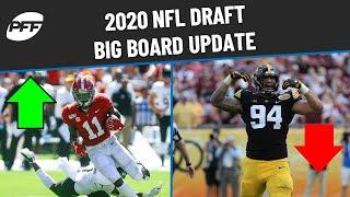 2020 NFL Draft - Big Board Update   PFF