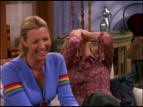 Friends - Bagpipes Blooper