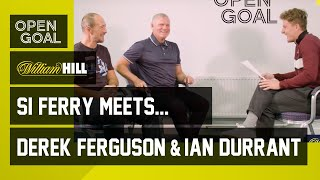 Si Ferry Meets... Ian Durrant & Derek Ferguson - The Rangers Days