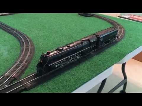 American Flyer #336 Northern Steam Locomotive - Union Pacific Railroad