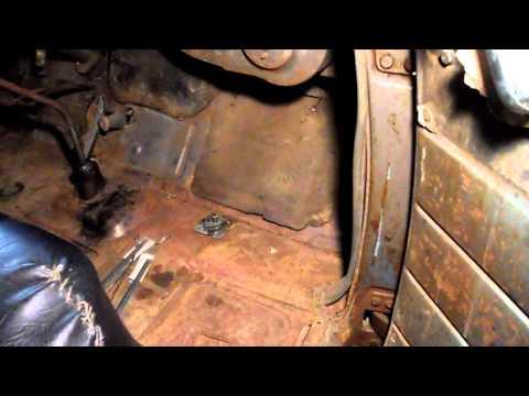 1952 Chevy Truck Rebuild -- Day 1