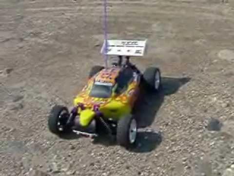 HSP XSTR Off-Road RC buggy