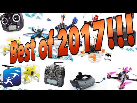 DroneRacer101 Best Drones of 2017