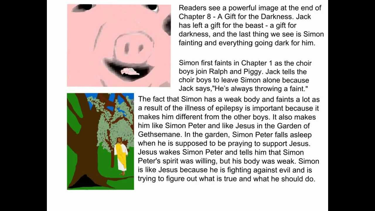 lord of the flies summary of chapter  lord of the flies summary of chapter 8