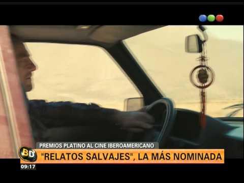 ¨Relatos salvajes¨, va por nuevos premios - Telefe Noticias