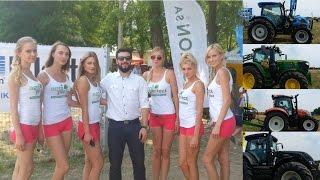 Rolnik Szuka... Traktora / Agro-Tech Minikowo 2015 - Prezentacja Traktorów