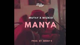 Download Wizkid - Manya Instrumental MP3 song and Music Video